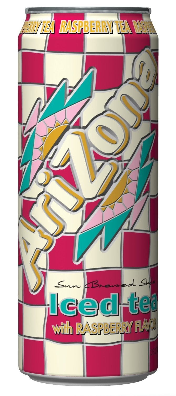 Tea, Arizona® Raspberry Tea (23 oz Can)