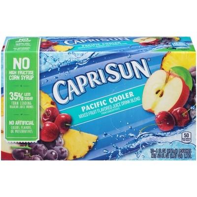 Juice Drink, Capri Sun® Pacific Cooler, Single 6 oz Packet