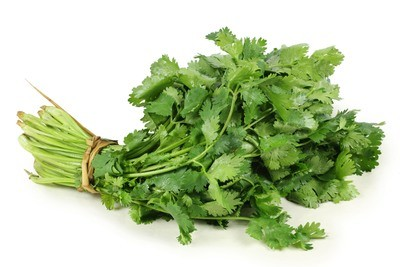 Fresh Salad Greens, Organic Cilantro (.25 oz Bunch)