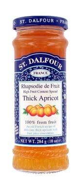 Fruit Spread, St. Dalfour® Thick Apricot (10 oz Jar)