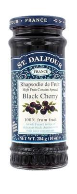 Fruit Spread, St. Dalfour® Black Cherry (10 oz Jar)