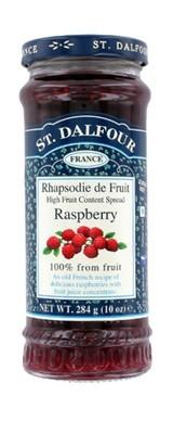 Fruit Spread, St. Dalfour® Raspberry (10 oz Jar)