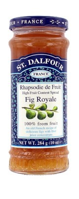 Fruit Spread, St. Dalfour® Fig Royale (10 oz Jar)