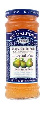Fruit Spread, St. Dalfour® Imperial Pear (10 oz Jar)