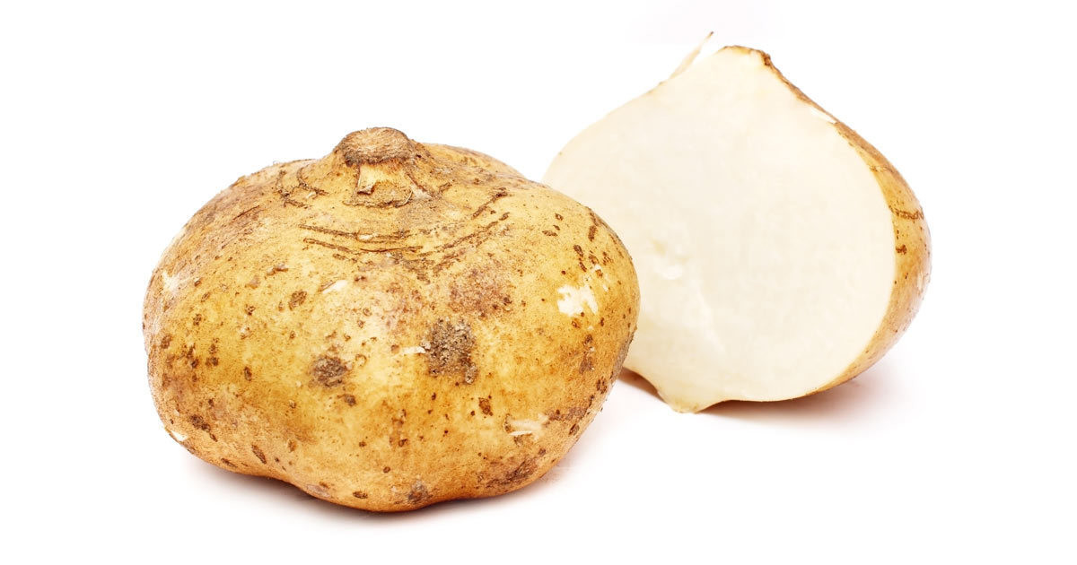 Produce, Vegetable, Jicama, Priced Each
