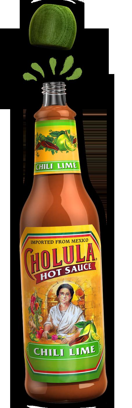 Hot Sauce, Cholula® Chili Lime, 5 oz Bottle