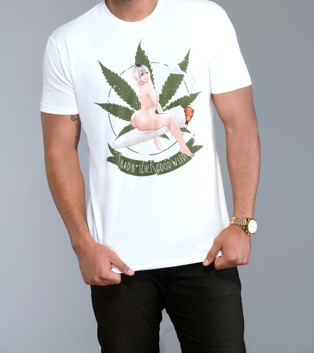 """420-Men's """"Green Leaf"""""""