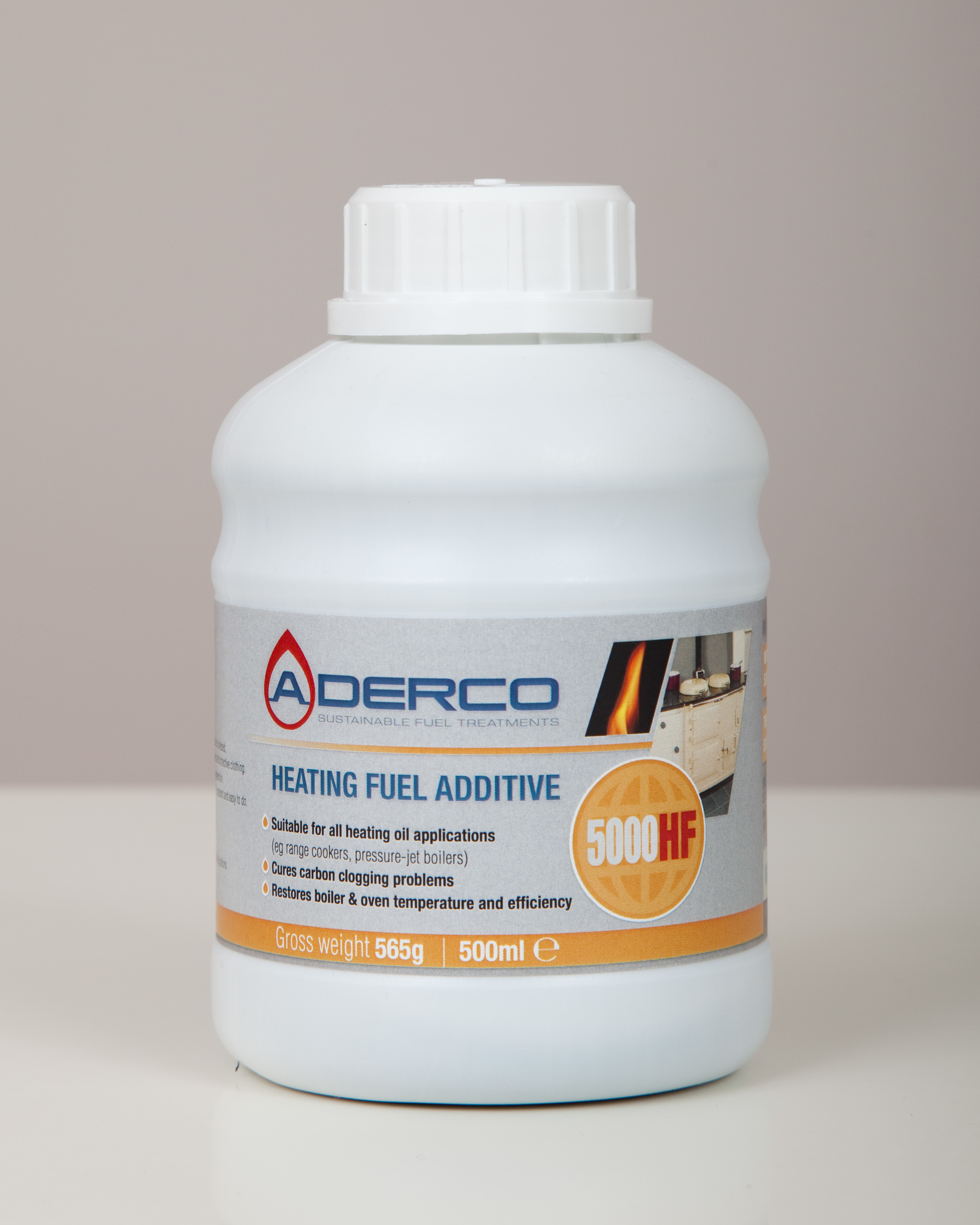 ADERCO 5000 500ml bottle (vehicle dosing kit - includes dosing syringes) AD5000-05kit