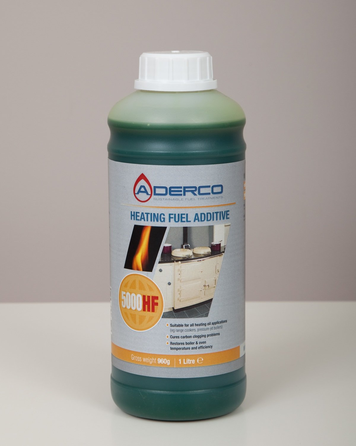 Aderco 5000 Heating Fuel Additive 1 litre