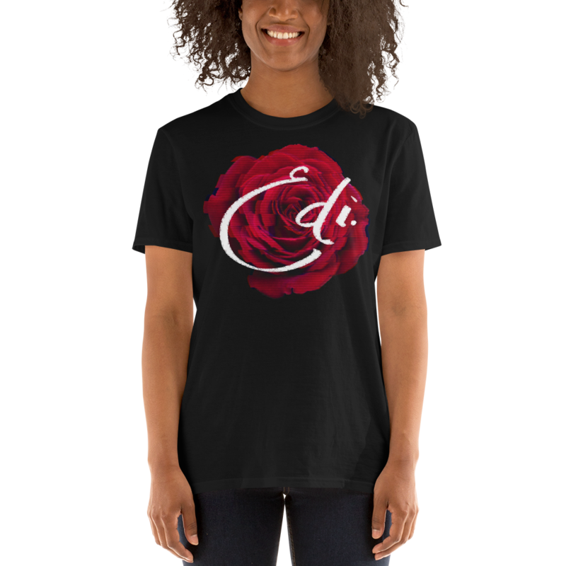 The Edi Rose T-Shirt
