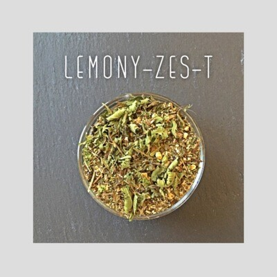 Lemony-Zes-T : 50g Loose-Leaf