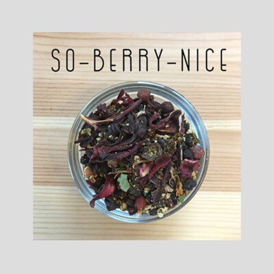 So-Berry-Nice : 50g Loose-Leaf