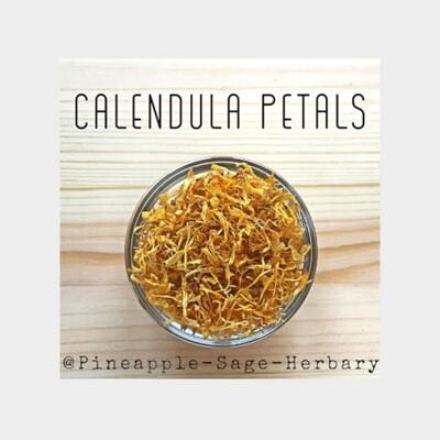 Calendula Petals - Organic: 25g