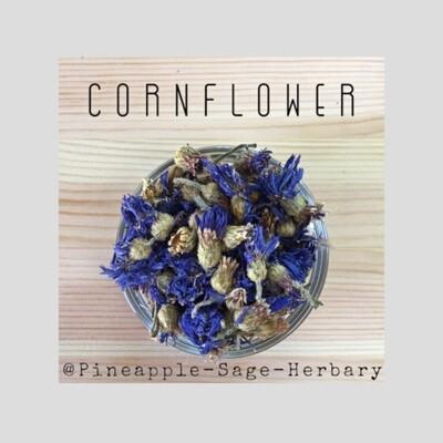 Cornflowers - Organic: 25g