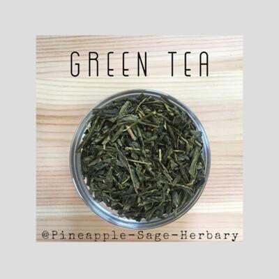 Green Tea (Sencha) - Organic: 50g
