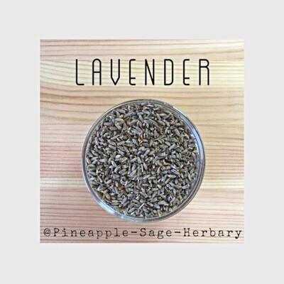 Lavender - Organic 50g