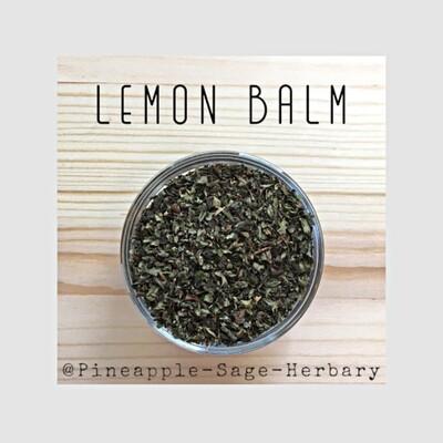 Lemon Balm - Organic: 50 g