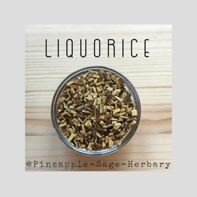 Liquorice Root - Organic: 50g