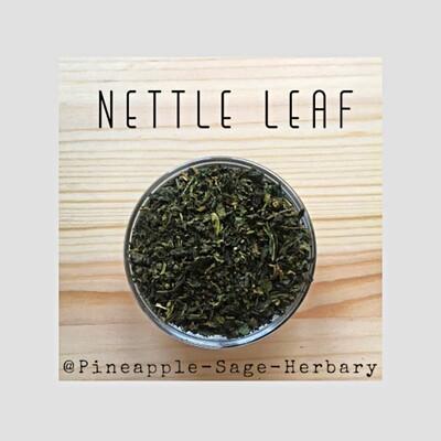 Nettle Leaf - Organic: 50g