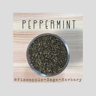 Peppermint Leaf - Organic: 50g