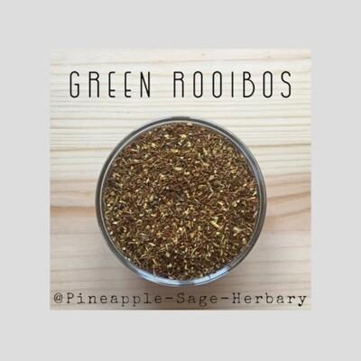 Rooibos (Green) - Organic: 50g