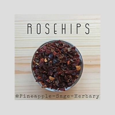 Rose Hips - Organic: 50g