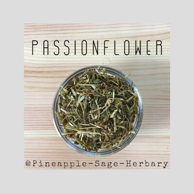 Passionflower - Organic: 50g