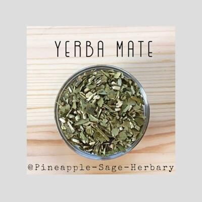 Yerba Mate - Organic: 50g