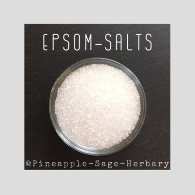 Pure Epsom Salts 500g