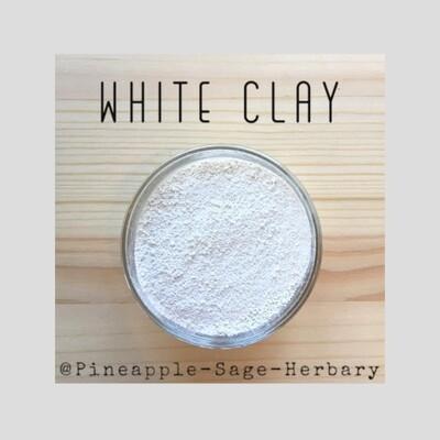 White Clay: 50g