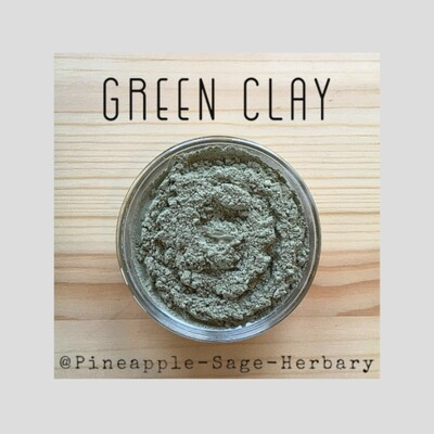 Green Clay 50g
