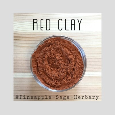 Red Clay 50g