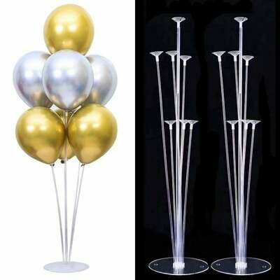 Balloon Garland Kit/Balloon Bouquet/Balloon Centerpiece/Balloon Holder for Event Decorations/Wedding Backdrop/Balloon Table Stand.