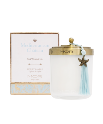 MOR Mediterranean Chateau Luxury Candle