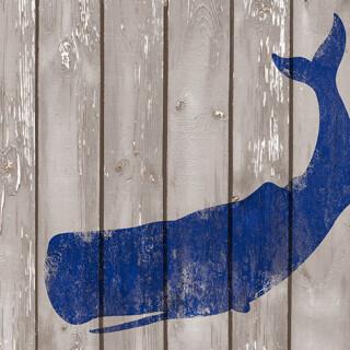 Napkins Whale