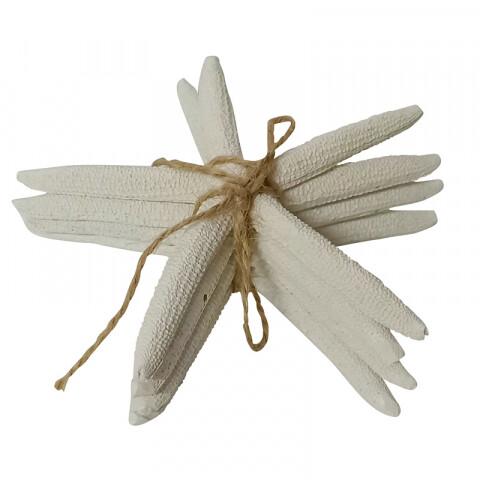 Set of 4 Resin Starfish