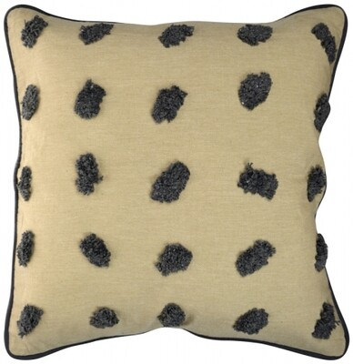 Cotton Tufted Cushion