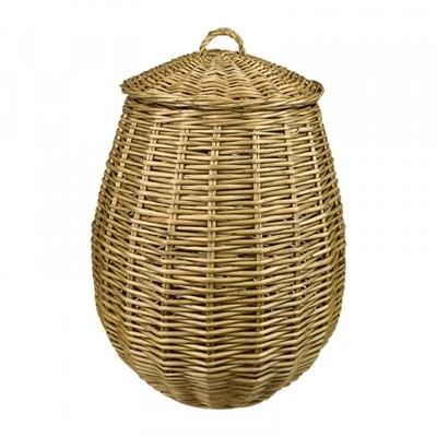 Lika Willow Laundry Hamper