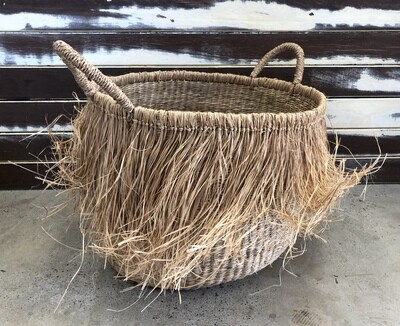 Hulu Seagrass Basket - Large