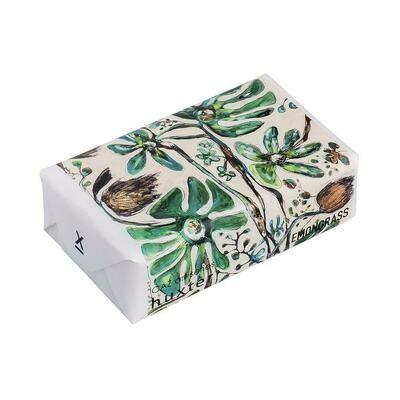 Huxter Wrapped Soap - 'Paradise' - Lemongrass