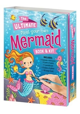 The Ultimate 'Crystal Mermaid' Book and Kit