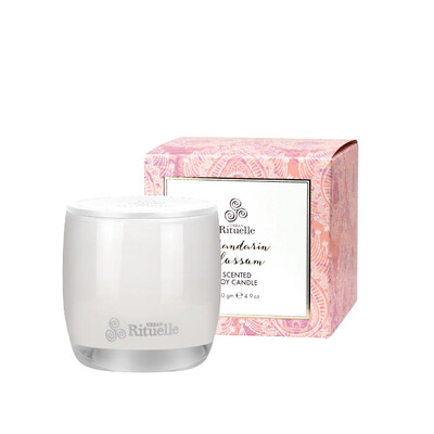 Urban Rituelle Scented Soy Candle - Mandarin Blossom