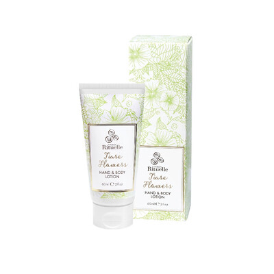 Urban Rituelle Hand and Body Lotion 60ml - Tiare Flowers