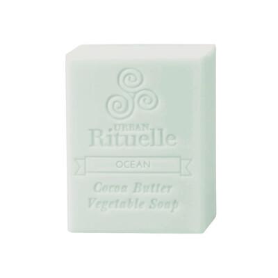 Urban Rituelle Organic Cocoa Butter Vegetable Soap - Ocean
