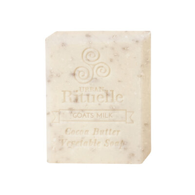 Urban Rituelle Organic Cocoa Butter Vegetable Soap - Goats Milk