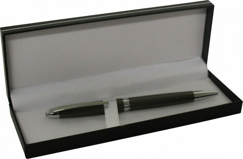 Pen Gunmetal Silver - Boxed