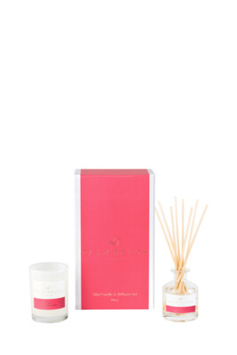 Palm Beach Mini Candle And Diffuser Gift Pack - Posy