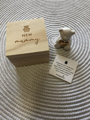 Pocket Promise Box - New Mummy