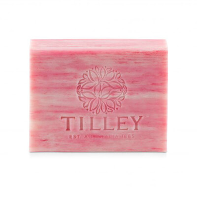 Tilley Soap 100g - Pink Lychee