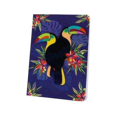 Notebook - Toucan